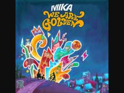 Mika - We Are Golden (Calvin Harris Remix)