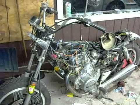 hqdefault re wiring my cm 400 youtube honda cm400 wiring diagram at webbmarketing.co