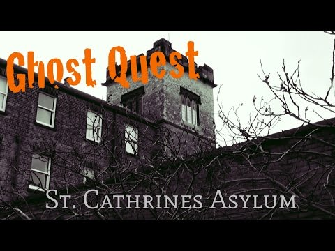 St Catherine's Asylum - Ghost Hunt - Ghost Quest ft. Richard Felix