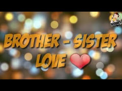 brother and sister relationship status quiz