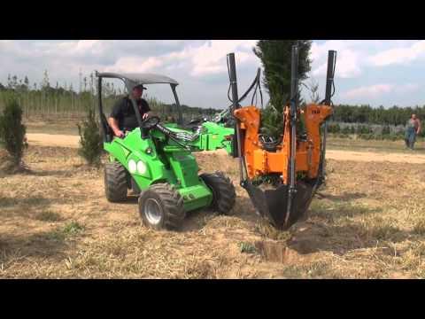 Tree Spade Optimal 760 Avant 745