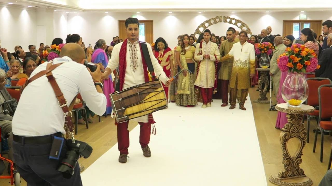 Image result for baraat welcome in weddings