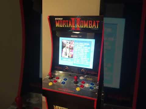 My #Arcade1up #Marcade !! #StreetFighter #MortalKombat #MarvelSuperHeroes from Marcade