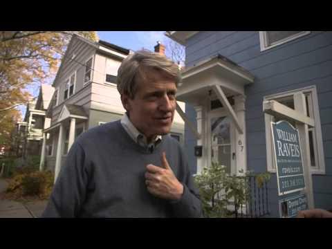 Robert Schiller over de Zweedse huizenbubbel