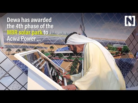 UAE announces world's largest CSP solar project