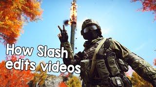 How Does Slash Edit Their Videos?
