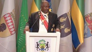 Discours d'investiture du Président de la République Ali Bongo Ondimba, le 27 septembre 2016