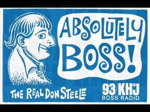 """""""The Real Don Steele Show"""" - 'Boss City'"""