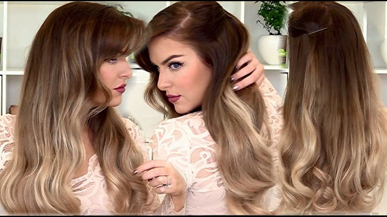 How To Achieve Soft Silky Long Lasting Curls Body Youtube