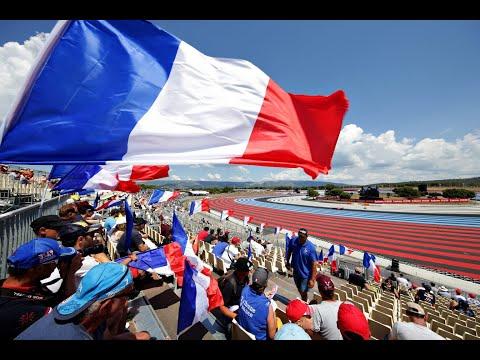 F1 - présentation du Grand Prix de France 2021 (Paul Ricard)