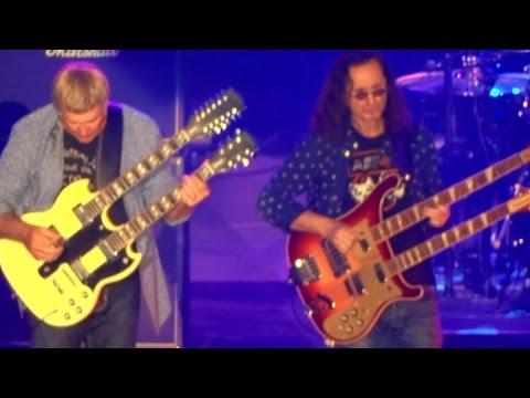 Rush R40 Live Tour Closer To The Heart / Xanadu at LA Forum