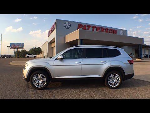 2019 Volkswagen Atlas Tyler, Longview, Lufkin, Nacogdoches, Shreveport, TX 595201