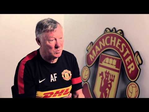 Sir Alex Ferguson on Tommy Taylor and Dennis Viollet