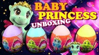 Safiras ™ Baby Princess Eier - Unboxing & Review