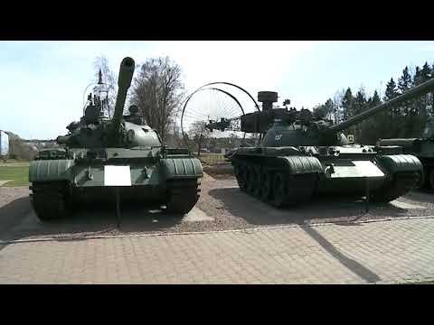 В музее истории танка Т-34 ждут посетителей