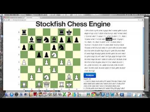 Stockfish and I vs. Mac Chess