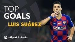 TOP 10 GOALS LaLiga Luis Suárez