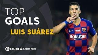 TOP 10 GOALS LaLiga Luis Suarez