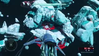 Halo 5: Map Showcase, Asteroid Belt
