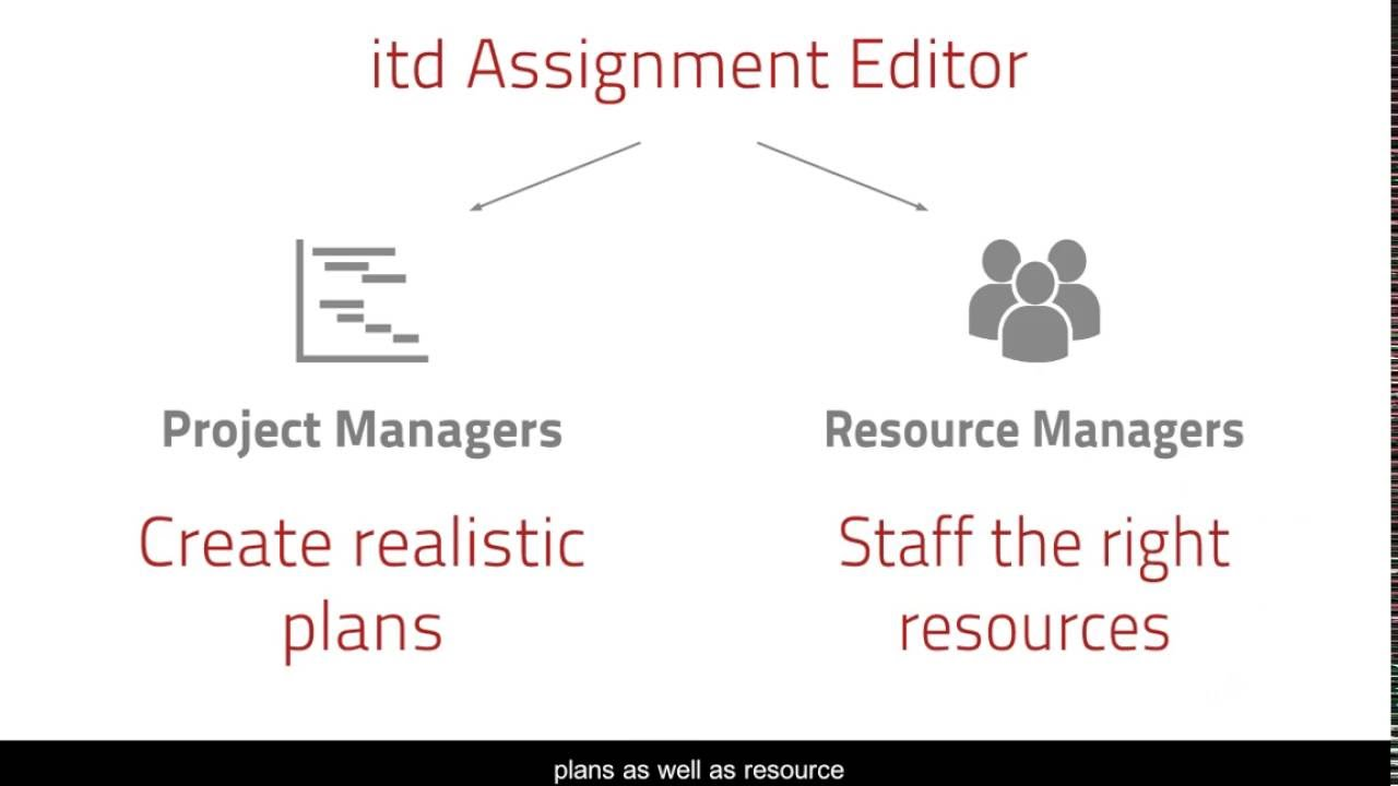 itd assignment editor gmbh