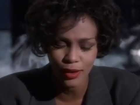 Whitney Houston music video - take one