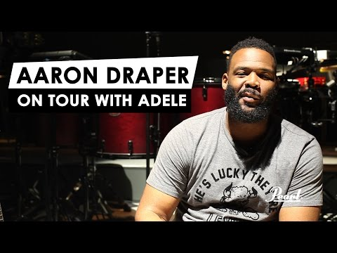 Pearl On Location with Aaron Draper from Adele