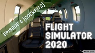 New Microsoft Flight Simulator 2020 - Feature Discovery Series Episode 4 (Cockpits) Full