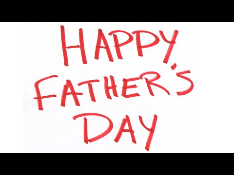 "Happy Father's Day - song by mark harris, ""Find Your Wings"""