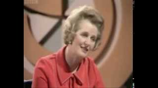 Margaret Thatcher Takes Questions From Children