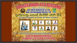 Live  Mataram Nh 361 - Hut Kota Bekasi Ke-22 Th Dan Tasyakuran Milad Ke-4th