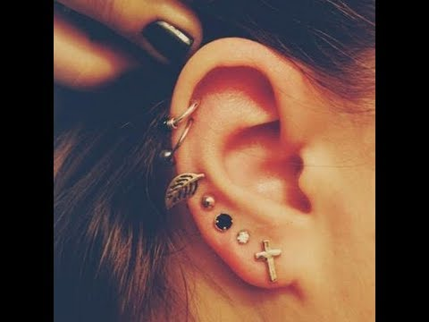 My Scary Ear Piercing Experiences
