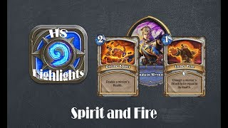 Hearthstone Highlights: Combo Priest Laddering