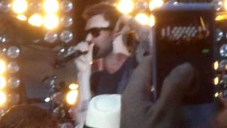 Maroon 5 Harder to Breath The Today Show