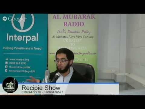 Al Mubarak Radio | Recipe Show  | 26/12/2014
