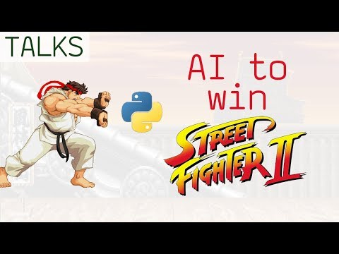 Using Python to build an AI to play and win SNES StreetFighter II with machine learning
