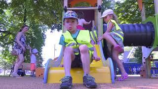V Mestskom parku pribudla nové detské ihrisko