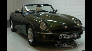 MG RV8 cabriolet 1994-VIDEO- www.ERclassics.com