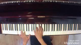 Đường dài vô tận- Lam Trường-cover piano