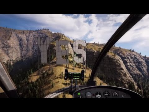 Far Cry 5 Hidden Mission Destroy The Yes Sign No Means No Youtube