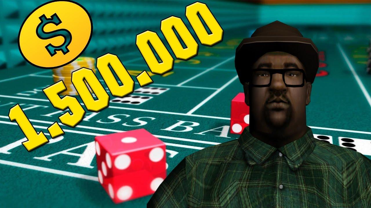 самп игра в казино