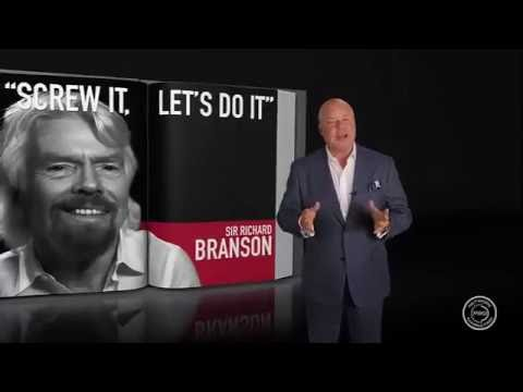 Eric Worre Interviews Sir Richard Branson on Network Marketing