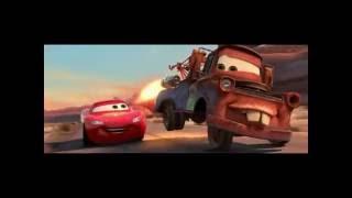 Cars 2 Don omar  Danza Kuduro ft Lucenzo mpg