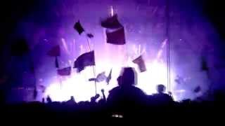 Arctic Monkeys - Dancing Shoes Glastonbury 2013 HD