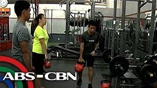 PANOORIN: Swak na swak na sports workout