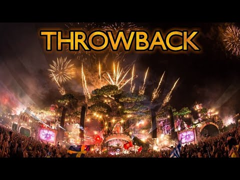 EDM THROWBACK (EDM NEVER DIES)