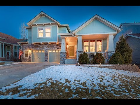 23996 E Willowbrook in Canterberry, Parker, CO
