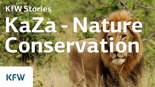 KaZa - The world's largest cross-border conservation park thumbnail
