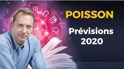 PRÉVISIONS 2020 - POISSON