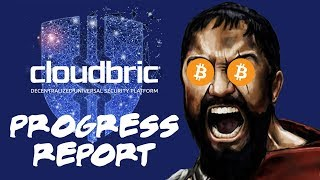 Cybersecurity Titans: Cloudbric Company Analysis & ICO Progress Report