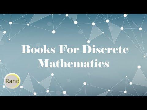 Books For Discrete Mathematics